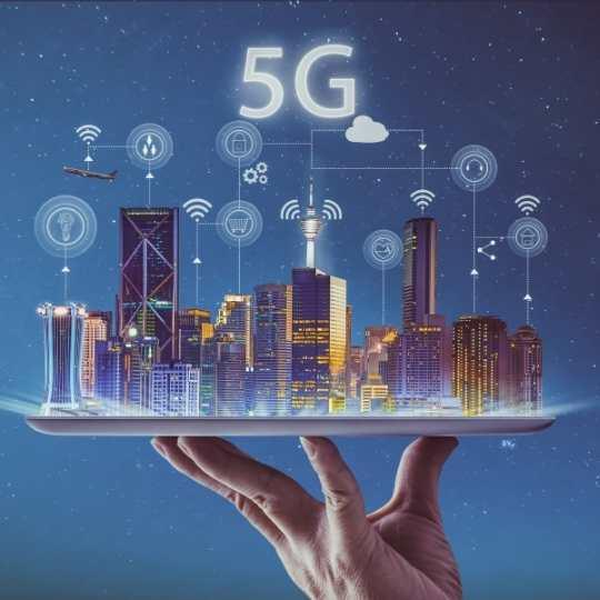 radiación 5G